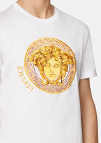 Medusa Amplified刺绣T恤 - Versace T恤和Polo衫 - image 5 of 5 in carousel