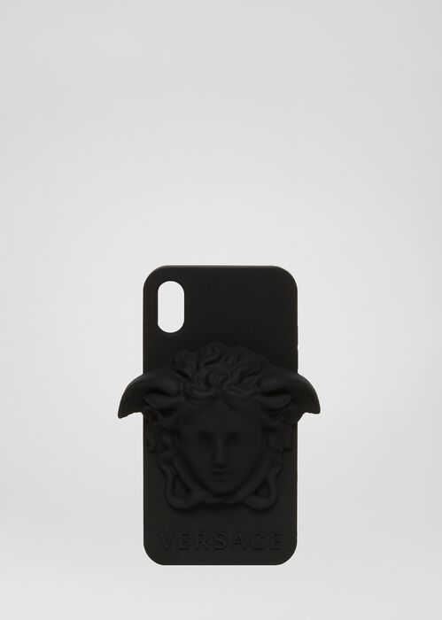 美杜莎iPhone XS Max手机套 - Versace Iphone 配饰