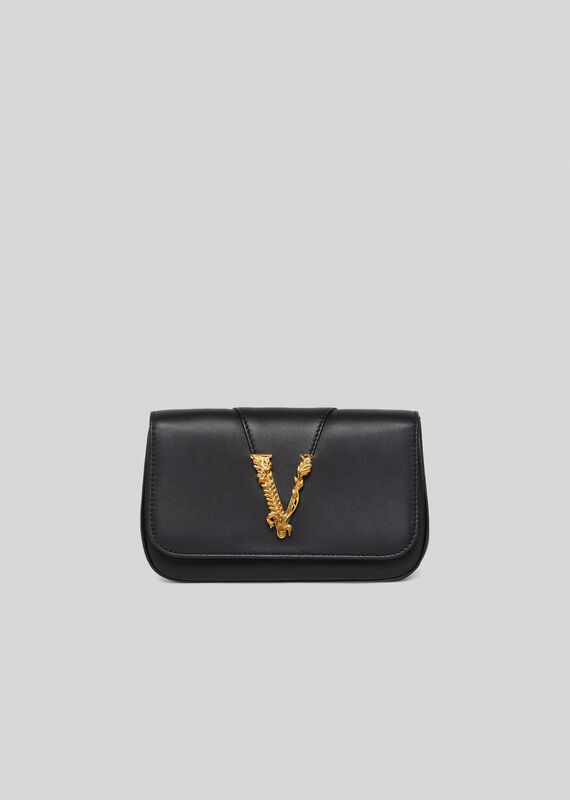 Virtus晚宴包 - Versace Virtus 系列 - image 1 of 5 in carousel