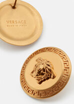 Tribute美杜莎铆钉耳钉 - Versace 耳环 - image 3 of 3 in carousel