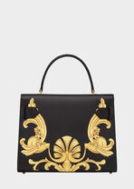 Barocco印花顶部手柄Icon手袋 - Versace Icon 系列 - image 2 of 5 in carousel