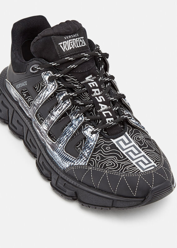 Trigreca运动鞋 - Versace Trigreca Sneakers - image 6 of 6 in carousel