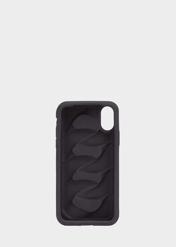 Chain Reaction iPhone X手机套 - Versace Iphone 配饰 - image 2 of 2 in carousel