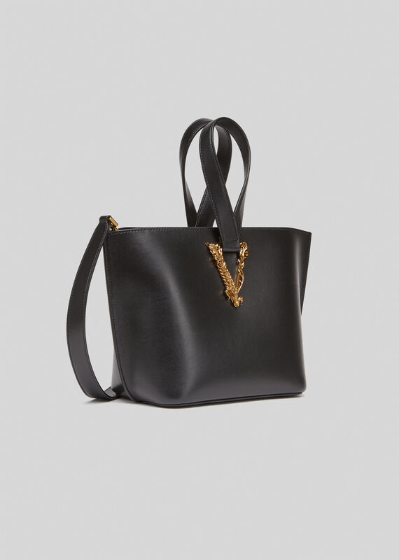 Virtus中号水桶包 - Versace 肩背包 - image 3 of 6 in carousel