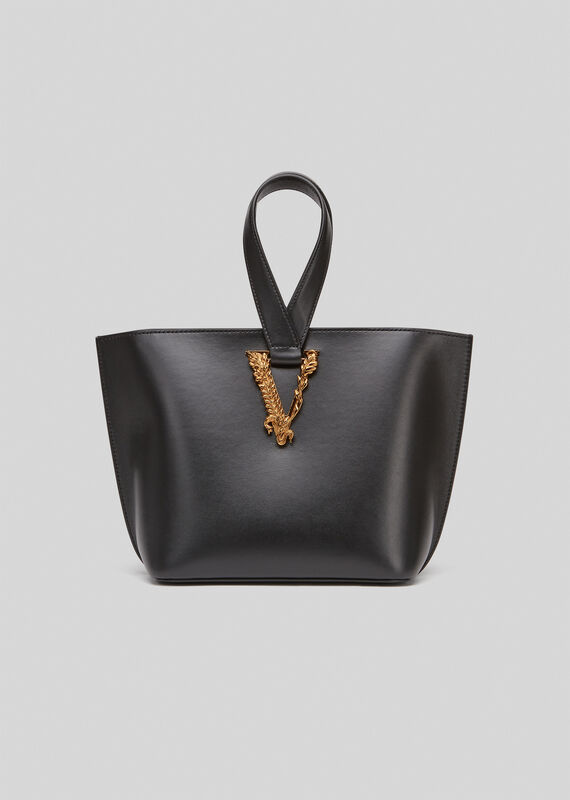 Virtus中号水桶包 - Versace 肩背包 - image 1 of 6 in carousel