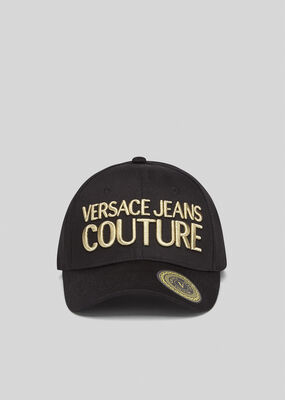 刺绣LOGO棒球帽 - Versace 小配饰 - image 1 of 4 in carousel
