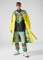 Barocco Homme印花运动裤 - Versace 裤子 - image 2 of 5 in carousel