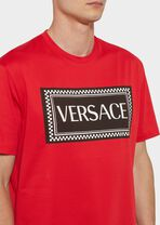 复古风格90年代 Versace Logo T恤 - Versace T恤和Polo衫 - image 5 of 5 in carousel