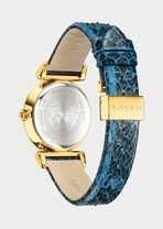 V-Motif Luxe蓝色腕表 - Versace 腕表 - image 2 of 3 in carousel