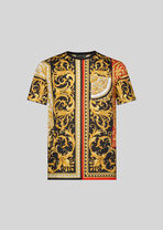 Le Pop Classique印花T恤 - Versace T恤和Polo衫 - image 1 of 5 in carousel