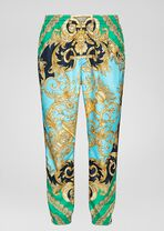 Barocco Homme印花运动裤 - Versace 裤子 - image 1 of 5 in carousel