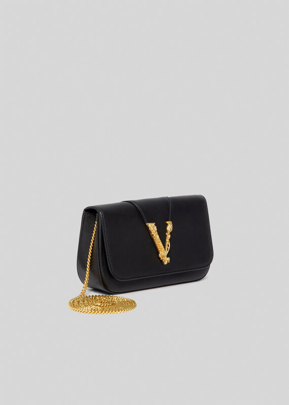 Virtus晚宴包 - Versace Virtus 系列 - image 3 of 5 in carousel