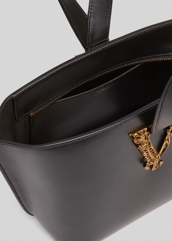 Virtus中号水桶包 - Versace 肩背包 - image 5 of 6 in carousel