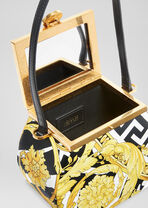 Savage Barocco印花Conglobo手袋 - Versace 肩背包 - image 5 of 5 in carousel