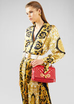 绗缝图案Icon单肩包 - Versace 肩背包 - image 2 of 5 in carousel
