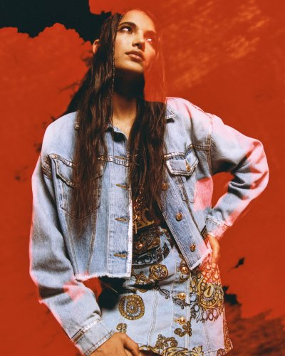 versace-jeans-couture-2021 秋冬系列
