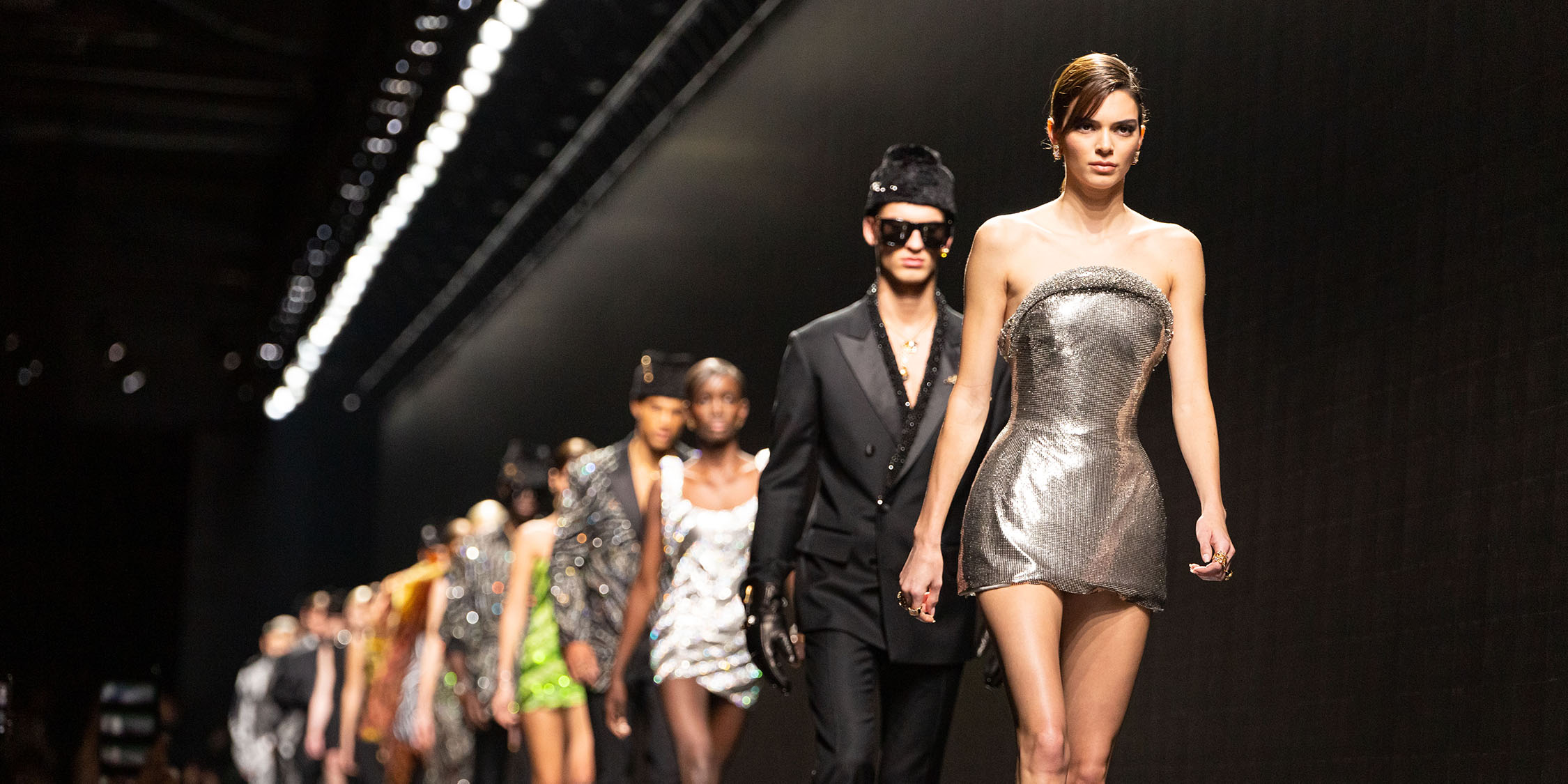World of Versace - Versace Spring Summer 2019 Collection
